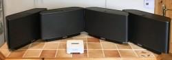 4 Sonos Zoneplayer S5 Speakers with ZoneBridge