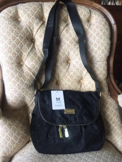 Black Max & Enjoy Bag, as new