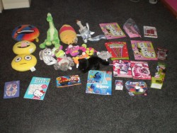Car boot toy joblot bundle 40 new items