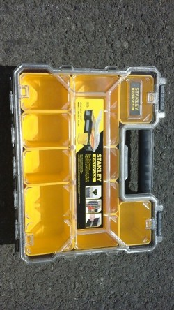 Stanley fat max storage