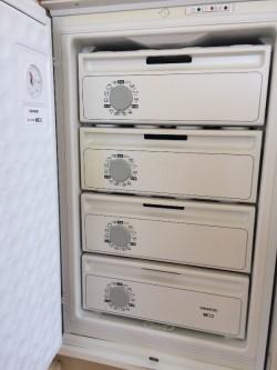 Integrated freezer- Siemens