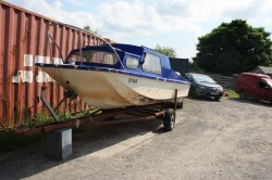 17ft Dory in very good condition.