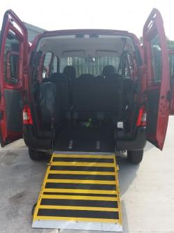 Peugeot Partner Wheelchair Accessible van