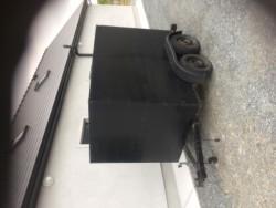 Box trailer 8x5x5