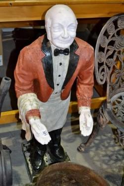 Butler statue