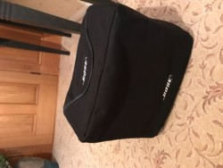 PA System.  BOSE L1 Model power stand