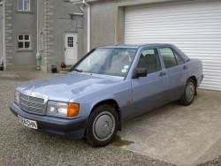 1993 Mercedes 190
