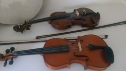 2 fiddles for sale