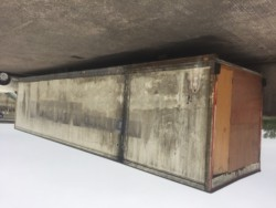 Storage body