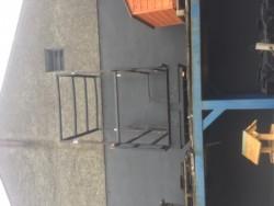 Forklift man-cage