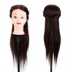 hairdressing head