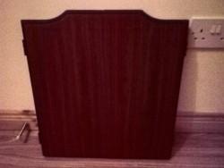 Winmau Dart Board, Cabinet and a set of Darts