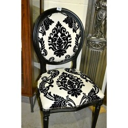 Brand new Louis type bedroom chair