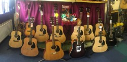 Guitars all sizes at great prices. Grab a bargain