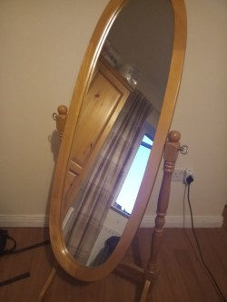 Full Length Mirror as NEW
