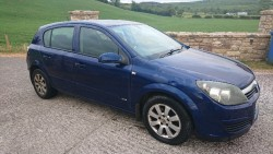 Vauxhall astra 1.7 cdti for breaking