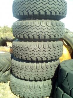 Super Rigid Tyre & Rim 15-22.5