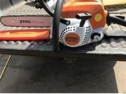 Stihl ms 181 Cb-E Chainsaw