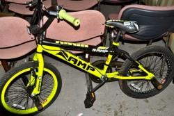 Child's stunt bike great condition
