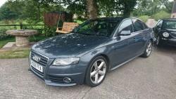 Audi a4 s-line Face-lift