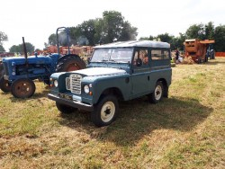 Vintage Rally Irvinestown