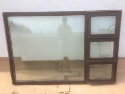 Double Glazed Teak Windows