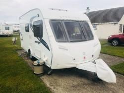 2011 Sterling Europa 460, Two Berth Caravan