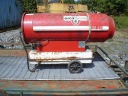 Diesel Space Heater Marquee Heater Workshop Warehouse