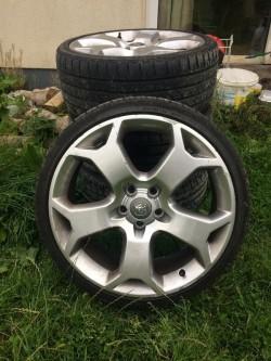 """Opel/ Vauxhall Vectra opc 19"""" alloys"""