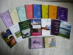 Christian Poetry Books, Testimonials and CD's