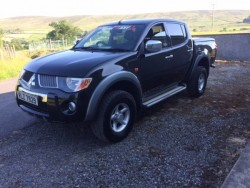 MITSUBISHI L200 WARRIOR **NO VAT**