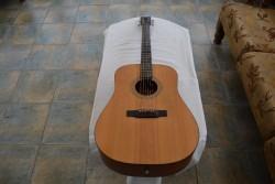 Larrivee D-02 guitar (electro-acoustic)
