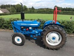 1977 Ford 3600 Tractor