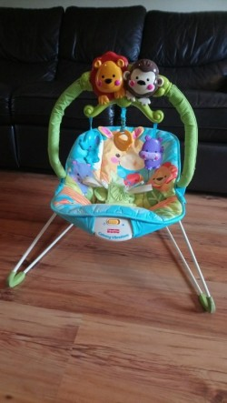 FisherPrice Baby Bouncer for sale in Letterkenny area
