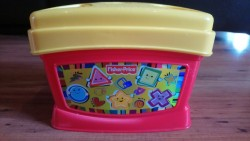 Fisher Price Shape Blocks for sale In Letterkenny