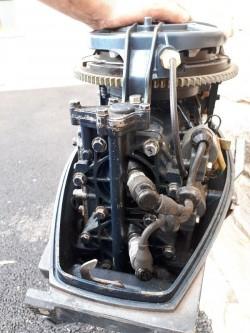 25 hp yamaha outboard