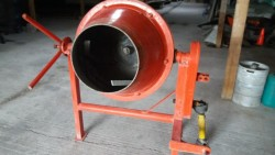 PTO Driven Cement Mixer