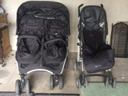 Child Buggy, (single and double)
