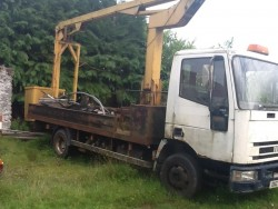 FORD IVECO CHERRY PICKER