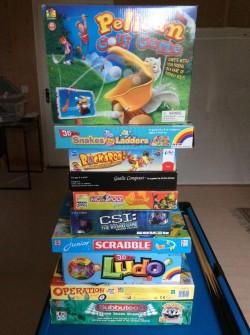 Childrens Board Games Job Lot
