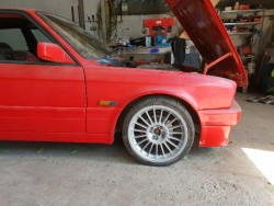 Wanted bmw e30 325 Project