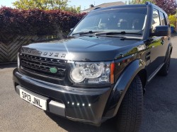 Land rover discovery 4 ALL BLACK