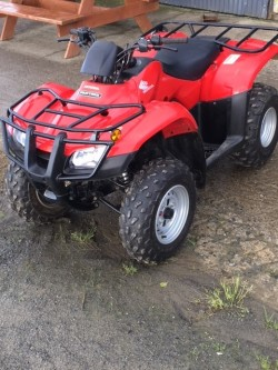2017 Honda Quad For Sale