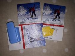 Italy ski lift passes