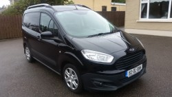 2015 Ford Courier Van