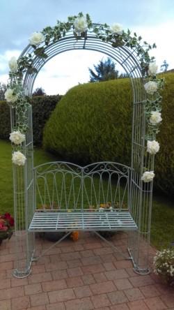 Bridal Floral Arch