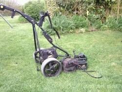 PowaKaddy Golf Cart
