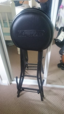 For sale musicians stool