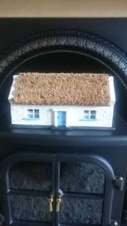 Handcrafted authentic Irish cottages