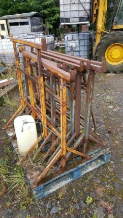 Builders Tressels